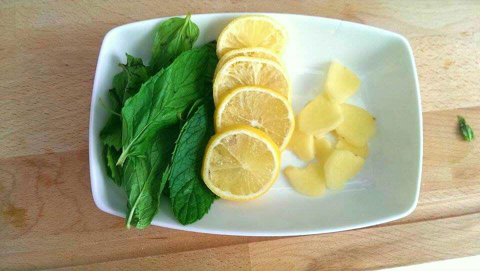 limon zencefil nane
