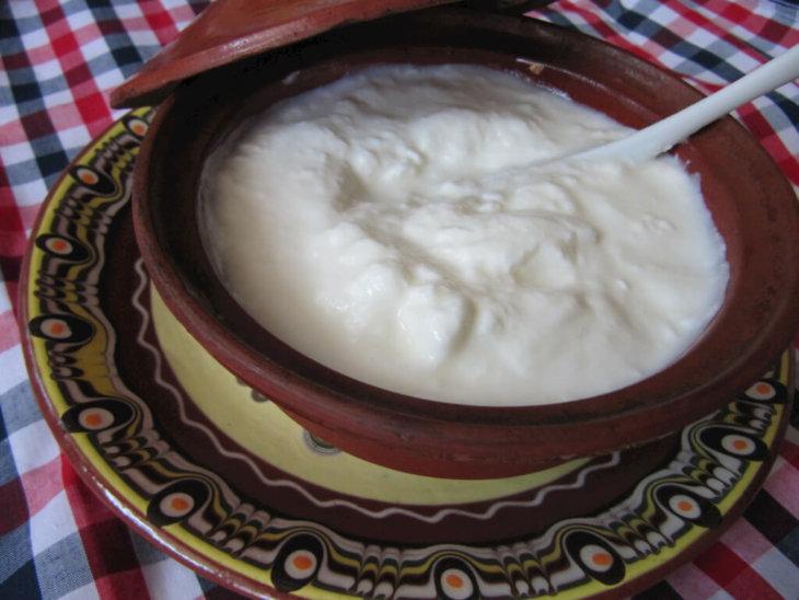 en yapımı yoğurt