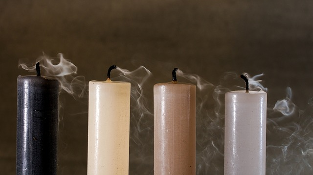 kokulu mumlar evin havasını kirletiyor