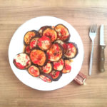 Pizzanın Sağlıklı Hali: Patlıcan Pizzası
