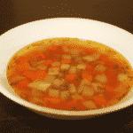 Karışık Sebze Çorbası Tarifi